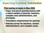 measuring customer satisfaction1