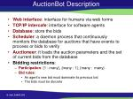auctionbot description