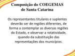 composi o do coegemas de santa catarina1