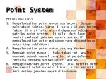 point system1
