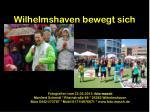 wilhelmshaven bewegt sich20
