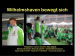 wilhelmshaven bewegt sich22