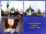g r g katolikus templom csenger 2000