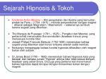 sejarah hipnosis tokoh