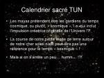 calendrier sacr tun1