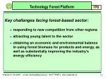 technology forest platform2
