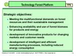 technology forest platform3
