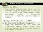 el dsm iv como clasificaci n1