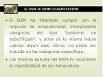 el dsm iv como clasificaci n3