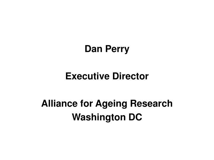 Dan Perry