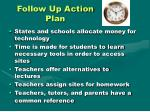 follow up action plan1