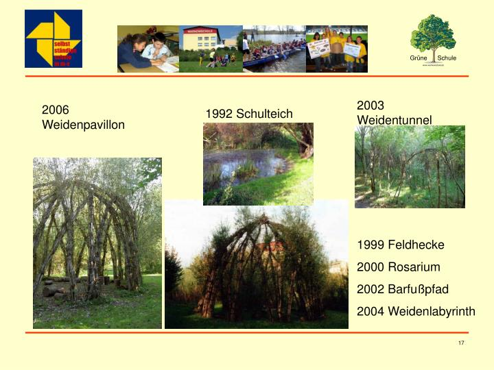 2003 Weidentunnel