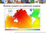 renie cunami vo svetovom oce ne