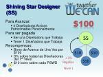 shining star designer ss
