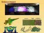 science impact