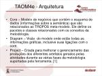 taom4e arquitetura4