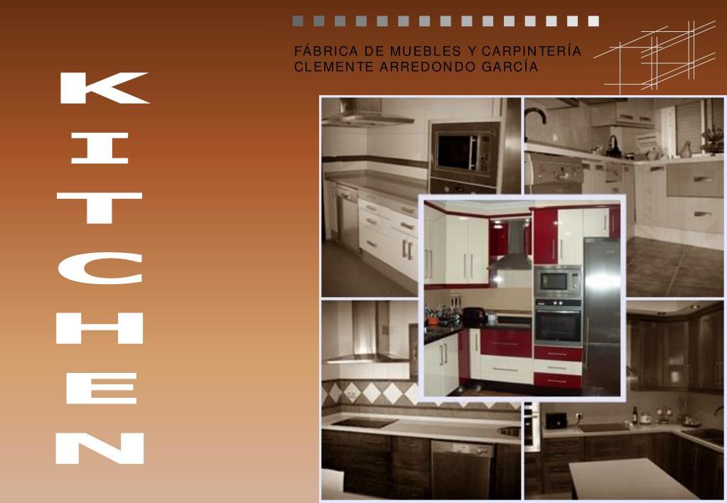 Ppt Kitchen Powerpoint Presentation Free Download Id
