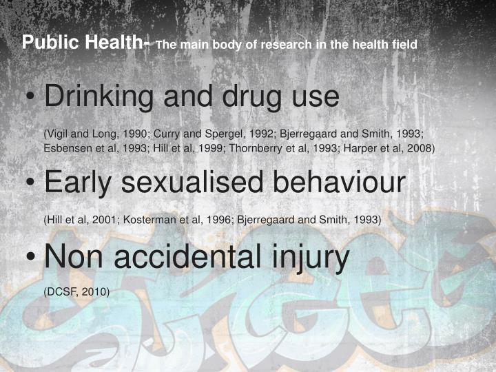 Public Health-