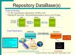 repository database s