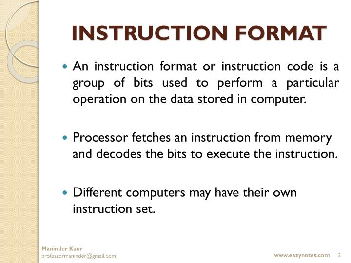 Ppt Computer Instructions Powerpoint Presentation Id6972051