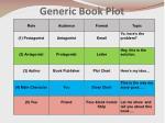 generic book plot