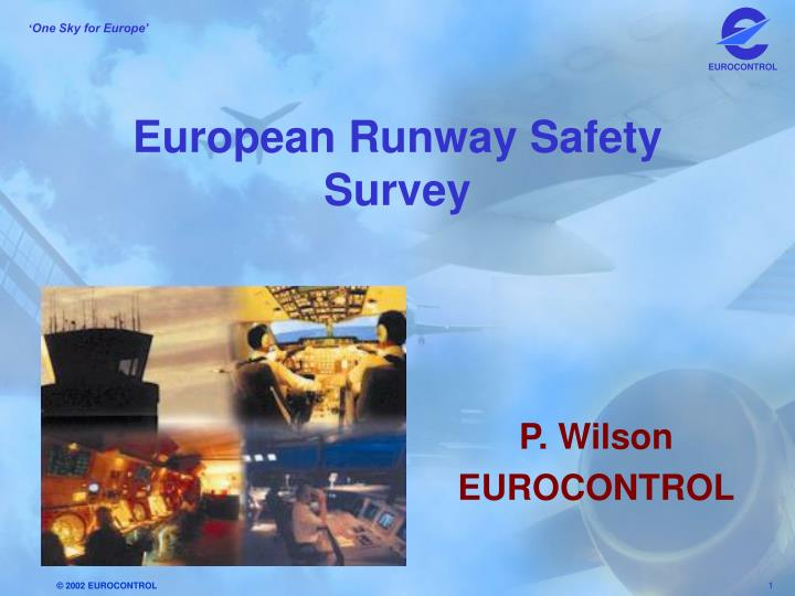 european runway safety survey n.