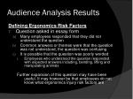 audience analysis results5