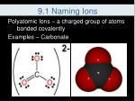9 1 naming ions10