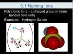 9 1 naming ions9