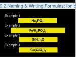 9 2 naming writing formulas ionic9