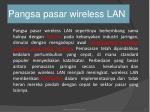 pangsa pasar wireless lan
