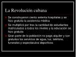 la revoluci n cubana2