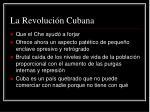la revoluci n cubana3