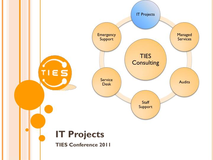 It projects ties conference 2011