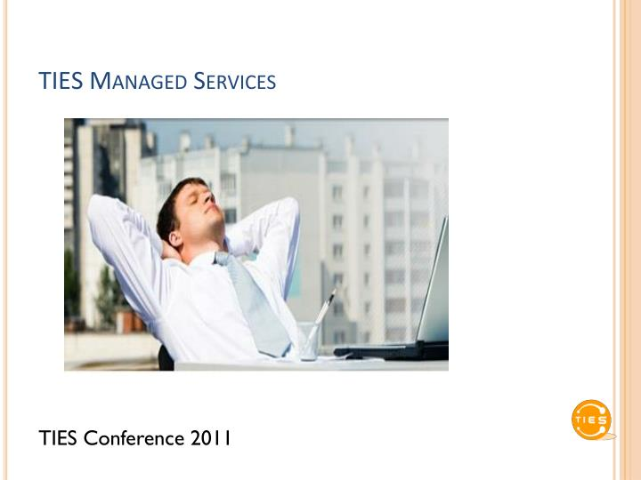 ties managed services n.