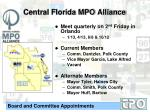 central florida mpo alliance