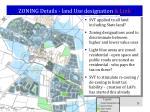 zoning details land use designation link