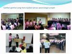 gambar gambar yang menunjukkan proses perancangan projek