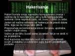 hakerisanje