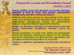 national assessment and accreditation council naac 2005