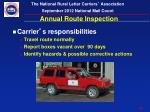 annual route inspection2