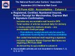 ps form 4239 accountables column 8