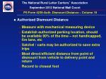 ps form 4239 auth dismount distance column 19