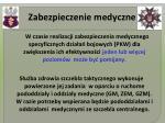zabezpieczenie medyczne2