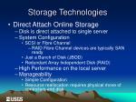 storage technologies1
