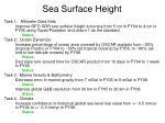sea surface height1