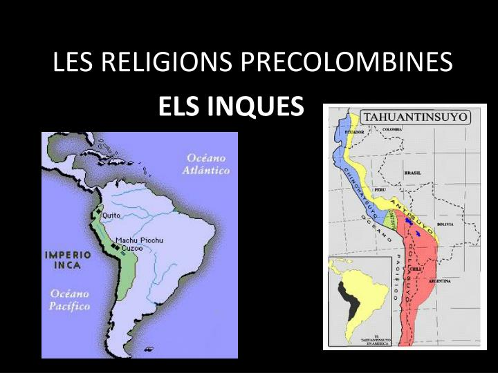 les religions precolombines n.