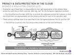 privacy data protection in the cloud business regulation context 2 2