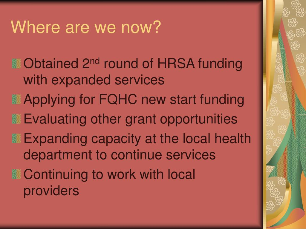 PPT - Western Appalachian Kentucky Health Care Access ...