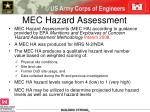 mec hazard assessment1